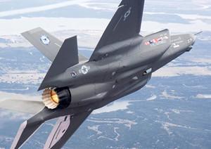 caccia F35