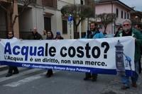 PeaceLink aderisce alla manifestazione del 26 marzo prossimo a Roma del popolo dell'acqua e dei movimenti per i beni comuni