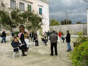 Alessandro Marescotti presenta alla stampa la Proposta di Legge a favore del comparto agricolo colpito dall'emergenza diossina.