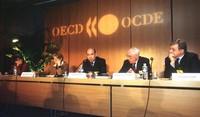Una riunione dell'OCSE