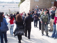 La Pasqua negata dei cristiani palestinesi