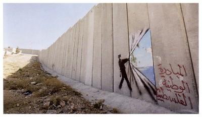 Il Muro di separazione tra Israele e la Cisgiordania