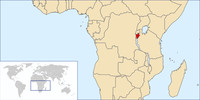 La situazione politica  attuale in Burundi e i bambini soldato