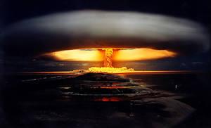 Esplosione atomica