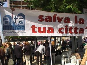 SALVA LA TUA CITTA': è il grido unanime che sale da AltaMarea... un grido che si fa impegno costante e lotta concreta!