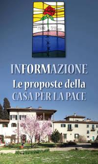 IN-FORM-AZIONE. Le proposte formative della Casa per la Pace