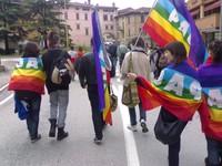 Impressioni disordinate sulla marcia Perugia Assisi