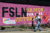 Nicaragua: È già campagna elettorale