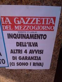 Ilva di Taranto, la magistratura indaga su benzo(a)pirene