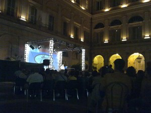 15 luglio 2010: lezione di Rodotà a Roma, Palazzo Valentini