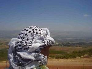 un palestinese