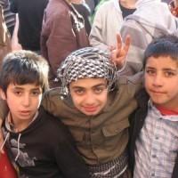 bambini kurdi
