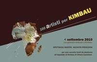 Cento artisti per Kimbau il prossimo 25 settembre