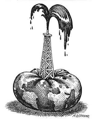 Petrolio...