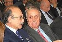 Il Sindaco Stefàno e Emilio Riva