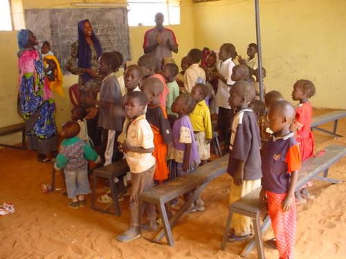 scuola sudan