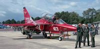 E' ufficiale: Singapore acquista l'Aermacchi M346 per addestrare i piloti in Francia