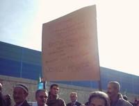 Manifestazione antinucleare del 23 novembre 2003