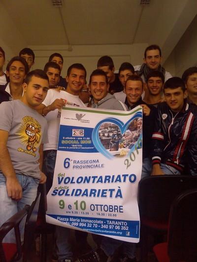 La 4 AM dell'Istituto Righi di Taranto