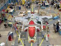 F35 in costruzione