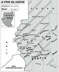 La guerra in Darfur e le armi di Pechino