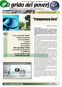 IL GRIDO DEI POVERI (mensile di informazione e riflessione nonviolenta) ottobre 2010