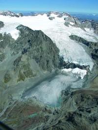 I ghiacciai sentinelle climatiche