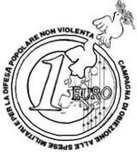 Logo campagna OSM (obiezione spese militari)