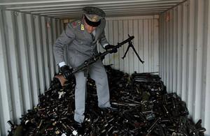 Container di armi