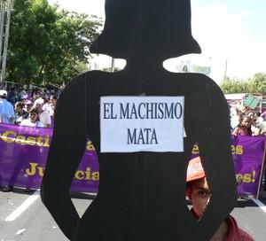 Giornata internazionale per l'eliminazione della violenza contro le donne © (Foto G. Trucchi)