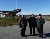 Il coraggio del dialogo e del confronto: una visita all'aeroporto militare di Cameri