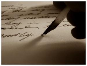 La scrittura, una buona amica...