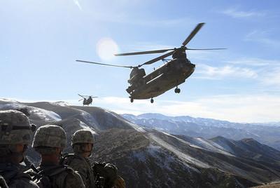 Operazioni militari in Afghainstan