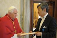 Il Papa al nuovo ambasciatore del Giappone: le nazioni spendano non per le armi ma per lo sviluppo