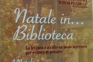 Manifesto in Biblioteca comunale (foto 2)