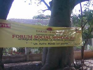 Forum sociale mondiale accreditamento