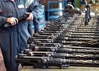 Bloccato traffico di armi dai Balcani