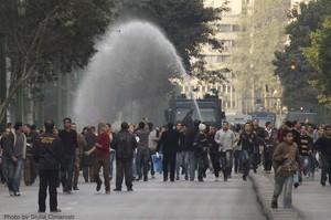 Immagini dalla rivolta in Egitto [gennaio/febbraio 2011]