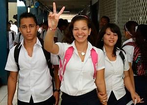 Inizio del nuovo anno scolastico (Foto lavozdelsandinismo.com)