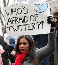I limiti della 'rivoluzione Twitter'