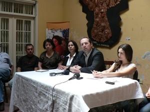 Missione internazionale dei diritti umani (Foto G. Trucchi)