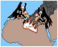 Libia: guerra umanitaria? No grazie