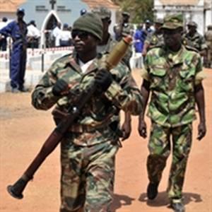 Armi in Africa