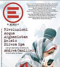 6 aprile 2011. Primo numero del mensile di Emergency