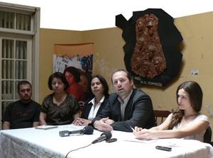 Missione Internazionale dei diritti umani nel Bajo Aguán (Foto G. Trucchi/Rel-UITA)