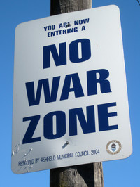No war zone