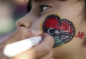 Una forma pacifica di condanna dei bombardamenti in Libia