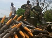 Le armi e la difesa del colosso africano