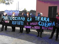 Donne in nero di Napoli