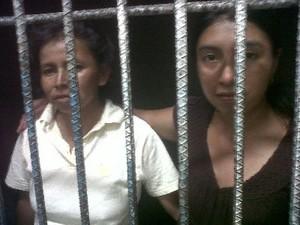 Membri del Copinh arrestati